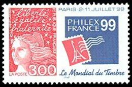 FRANCE TIMBRE NEUF SANS CHARNIERE  YVERT N° 3127 - France
