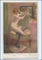 Y10251/ Erotik Strümpfe  Schöne Künstler AK Kilophot Wien  Ca.1912  - Erotik Bis 1960 (nur Erwachsene)