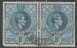 Swaziland - #29 - Used Pair - Swaziland (1968-...)
