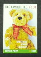 Carnet De Timbres - Jouets, Teddy Bear, Poupée, Locomotive, Cheval à Bascule (Booklet Childhood Toys - Ireland) - Puppen