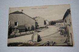 Lépanges.  Route De Deycimont - France