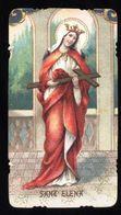 RARO SANTINO -  S. ELENA - HOLY CARD - IMAGE PIEUSE ( H453 ) - Devotion Images