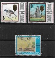 1969-76 Trinidad Y Tobago 3v - Trinidad & Tobago (1962-...)