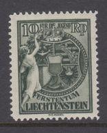 Liechtenstein 1932 - Michel 116 Mint Hinged * - Ongebruikt