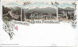 1898 -  POPRAD , Gute Zustand  , 2 Scan - Slovakia