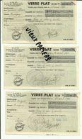 70 - Haute Saone - Faucogney - Bons Réfections Vitres - Guerre 39/45 - Perrin - Bégeot - Pheulpin - - 1900 – 1949