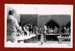 Photo  Originale événement Avec  Militaires Et Touareg  En Afrique - Guerre, Militaire