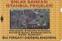 ISTANBOUL TBK 14 1994 Luxe - Turquie