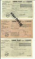 70 - Haute Saone - Faucogney - Bons Réfections Vitres - Guerre 39/45 - Baudin - Caillard - Sarrazin - - 1900 – 1949