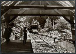 D8224 - TOP Mellenbach Glasbach Bergbahn Station Obstfelderschmiede Seilbahn Drahtseilbahn - Reichenbach Verlag - Funicular Railway