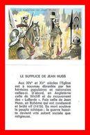 CHROMOS. Histoire. Le Supplice De Jean HUSS...L159 - Artis Historia