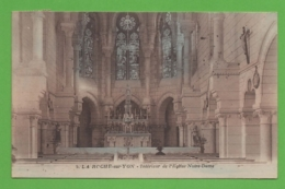 85 - La Roche Sur Yon - Intérieur De L'Eglise Notre Dame - La Roche Sur Yon