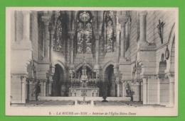 85 - La Roche Sur Yon - Intérieur De L'église Notre Dame - La Roche Sur Yon