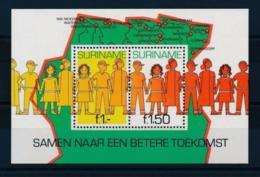 Suriname, 1981, Youth And Future, MNH, Michel Block 29 - Surinam