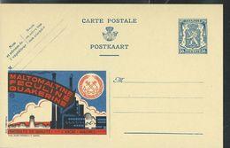 Publibel Neuve N° 528a ( Maltomaltine - Féculine - Quakerine  - Mechelen - Ancres ) - Publibels