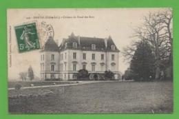 44 - Derval - Chateau Du Fond Des Bois - Derval