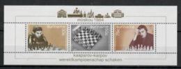 Suriname, 1984, Chess World Championship, MNH, Michel Block 38 - Surinam