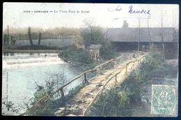Cpa Du 22  Lannion Le Vieux Pont De Keriel  AVR20-88 - Lannion