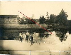 Etain - ( Meuse ) -  Eglise - Mühle Watermill Moulin  -guerre 14/18-WWI  Photo Allemande - 1914-18