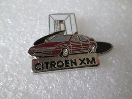 PIN'S   CITROEN  XM  Zamak  DECAT - Citroën