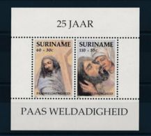 Suriname, 1991, Easter, MNH, Michel Block 55 - Surinam
