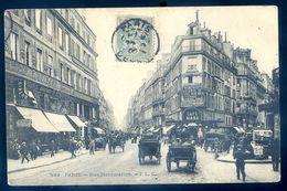 Cpa Du 75 Paris 18è Rue Montmartre  AVR20-88 - Arrondissement: 18