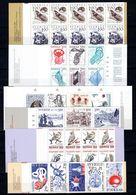 Zweden: 1984 - Verschillende Boekjes Postfris / Various Booklets MNH - Markenheftchen