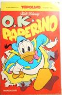 Classici Disney I Serie Supp. A Gli Albi Di Topolinon. 65 Ok Paperino - Disney