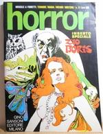 Horror Mensile A Fumetti N. 11 - Books, Magazines, Comics