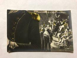 FRANCE - NAPOLEON - DISTRIBUTION DE LA LEGION D'HONNEUR - 1905   -  POSTCARD - Photos