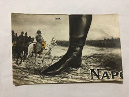 FRANCE - NAPOLEON - '' 1814 ''  -  1905   -  POSTCARD - Photos