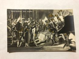 FRANCE - NAPOLEON - '' DISTRIBUTION DES AIGLES  ''  -  1905   -  POSTCARD - Photos