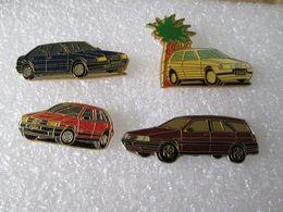 PIN'S   LOT 4  FIAT - Fiat