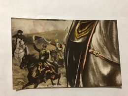 FRANCE - NAPOLEON - '' NAPOLEON EN CAMPAGNE ''  -  1905   -  POSTCARD - Photos