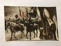FRANCE - NAPOLEON - '' RETRAITE DE RUSSIE ''  -  1905   -  POSTCARD - Photos