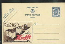 Publibel Neuve N° 473 ( Cuisine - Koken KREFFT) - Entiers Postaux