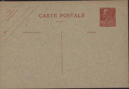 Entier CP Berthelot 90ct Carmin Sur Carton Vert Etat 1 (E De Française Aussi Grand Que Le S) Storch C1a Neuf Cote 200 € - Postal Stamped Stationery
