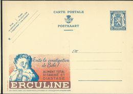Publibel Neuve N° 467  ( ERCULINE - Evite La Constipation Du Bébé !!) - Entiers Postaux