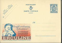 Publibel Neuve N° 466  ( ERCULINE - Evite La Constipation Du Bébé !!) - Entiers Postaux