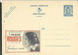Publibel Neuve N° 464 ( Pilules ROUGES  - L. Dupuis) - Entiers Postaux