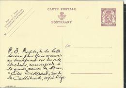 Publibel Neuve N° 442  ( Au Tisserand - Liège) - Entiers Postaux