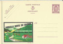 Publibel Neuve N° 431 ( Nouvelle Route Du Condroz ) - Entiers Postaux