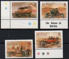 Falkland Islands - 1988 Early Vehicles Cars Nuovo - Falkland