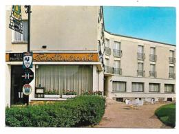 CP BAINS LES BAINS, RESTAURANT DE FRANCE, HOTEL DE LA PROMENADE, VOSGES 88 - Bains Les Bains