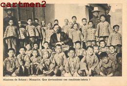 MISSIONS DE SCHEUT MONGOLIE MONGOLIA MISSIONNAIRE CHINE CHINA - Mongolei