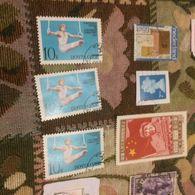 URSS SPORT GINNASTICA 1 VALORE - Europe (Other)