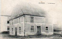 Ochamps  Le Café Nélisse Circulé En 1911 - Libin