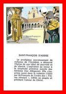 CHROMOS. Histoire. SAINT-FRANCOIS D'ASSISE...L168 - Artis Historia