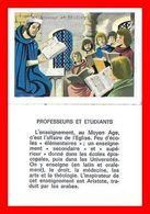 CHROMOS. Histoire. Professeur Et étudiants...L169 - Artis Historia