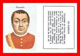 CHROMOS. Histoire. DUGUESCLIN...L170 - Artis Historia